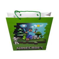 Подарочный пакет Майнкрафт