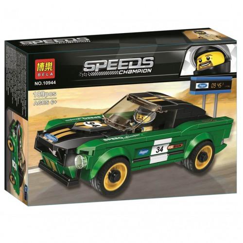 "Конструктор Bela 10944 Speeds Champion ""Форд Мустанг Hopper 1968"""
