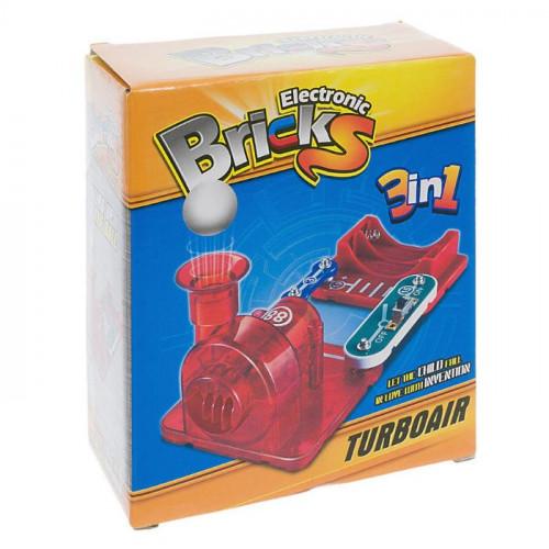Купить 1CSC20003436, Электронный конструктор Electronic Bricks Детская игрушка в наборе: аэродинамическая триада , Ningbo Union Vision