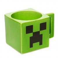"Кружка Minecraft ""Крипер"""