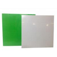 Строительная пластина для констукторов 25,5 х 25,5 см