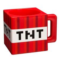 Кружка Minecraft TNT пластиковая