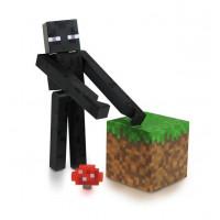 """Фигурка """"Странник края"""" (Эндермэн) Minecraft (Jazwares)"""