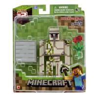 """Фигурка """"Железный голем"""" Minecraft (Jazwares)"""