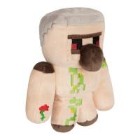 """Мягкая игрушка """"Железный голем"""" Minecraft Happy Explorer Iron Golem (18см)"""