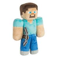 """Мягкая игрушка """"Стив"""" (Steve) из Minecraft (30см)"""