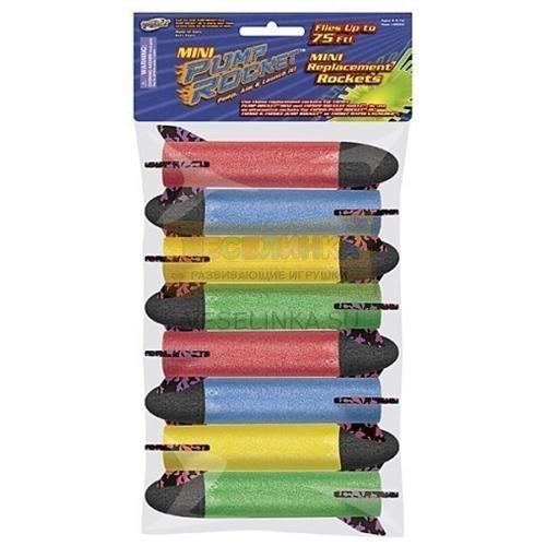 Комплект из 8 запасных ракет Aqua Auto Launcher Mini