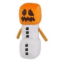 """Мягкая игрушка Minecraft """"Снежный голем"""" (Snow Golem) 18см"""