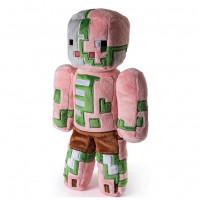 """Большая мягкая игрушка Minecraft """"Свинозомби"""" (Zombie Pigman) 30 см"""